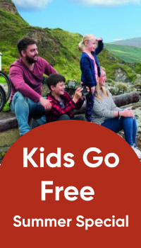 Kids Go Free Summer Special