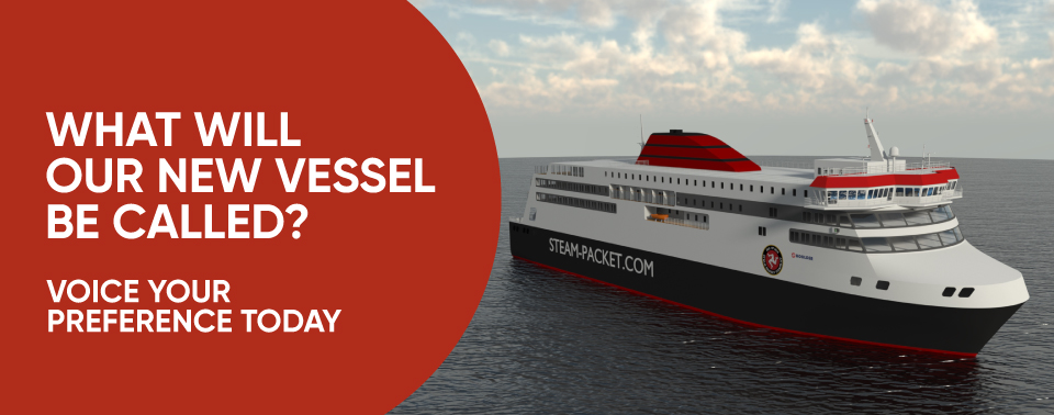 What will our new vessel be called? Voice your preference today