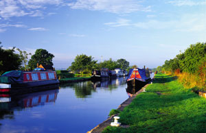 cheshire canals