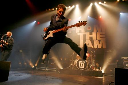From The Jam, who will perform in the Isle of Man during the 2016 TT with sponsorship from the Steam Packet Company and Sure (Republic Media)