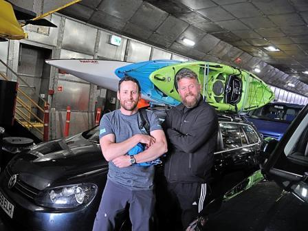 Andrew Whitehouse and Kevin Gray travel to the Isle of Man for the Heroes on the Water event with the Steam Packet Company